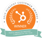 Hubspot Marketing Award