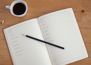 New Year's Resolutions Writing Goals