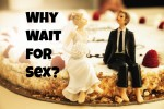 waiting for sex