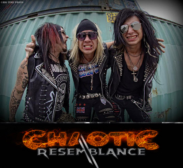 chaotic resemblance band