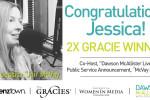 jai wins gracie award