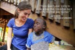 Changing lives in Uganda