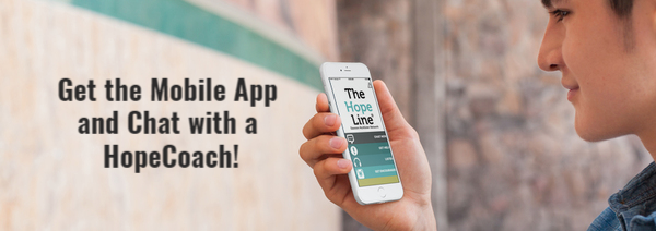 download thehopeline app