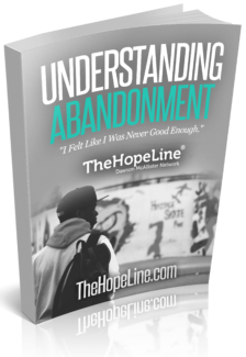 eBook guide to understanding issues related to abandonment with how to cope and find help.
