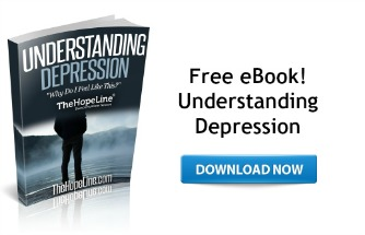 Free eBook from TheHopeLine Understanding Depression