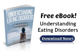 Free eBook Understanding eating Disorders from TheHopeLine