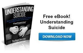 Free eBook Understanding Suicide from TheHopeLine