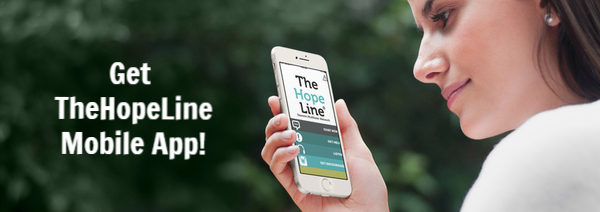 download thehopeline mobile app