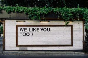 We Like You