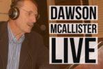 Dawson McAllister Live starts Sunday, April 1st at 7 pm CDT!