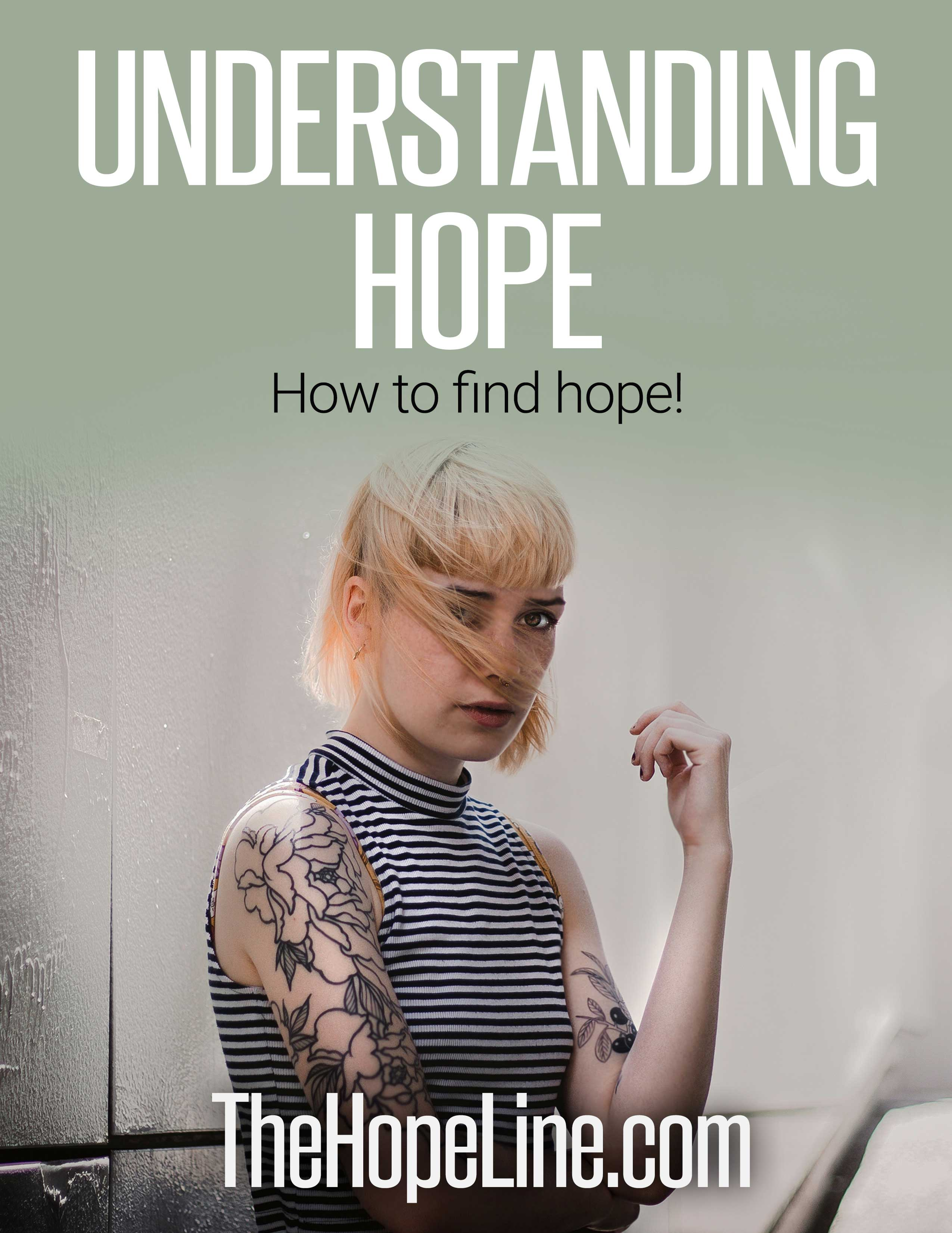Do feel like life is pointless? Download our Understanding Hope eBook!