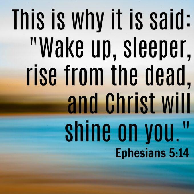 Ephesians 5:14