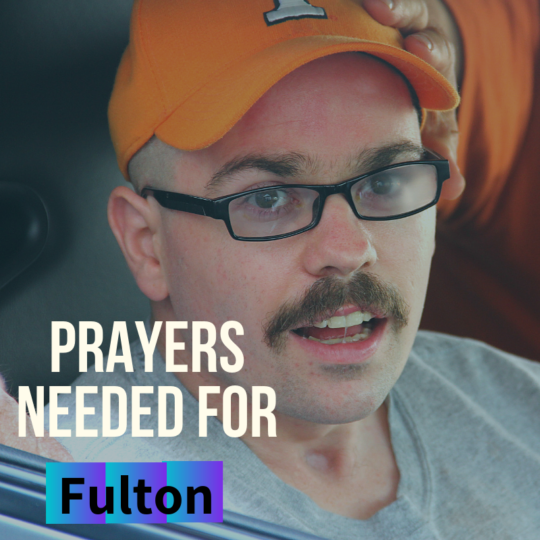Pray for Fulton